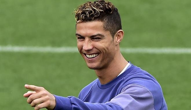 Foto: Premiile The Best FIFA - Cristiano Ronaldo, cel mai bun jucător din 2017