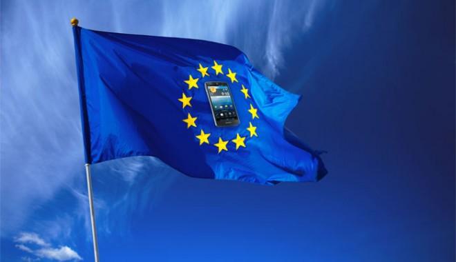 Foto: Parlamentul European a aprobat eliminarea tarifelor de roaming