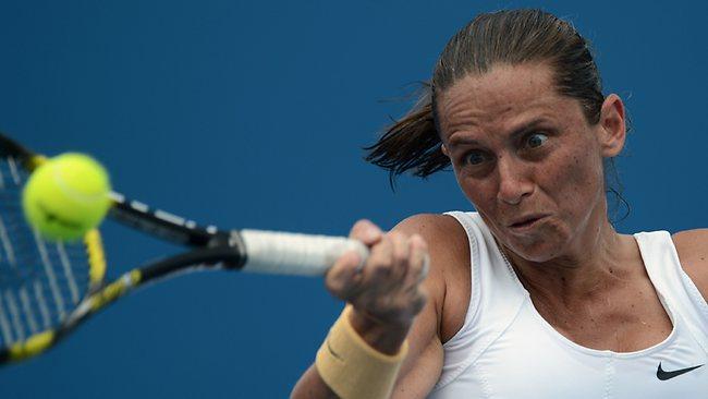 Foto: Tenis: Roberta Vinci s-a calificat în finala turneului BRD Bucharest Open