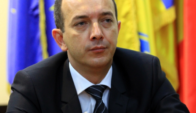 Foto: Deputatul Robert Boroianu cere eliminarea taxei la Podul Feteşti-Cernavodă pentru cei din Dobrogea