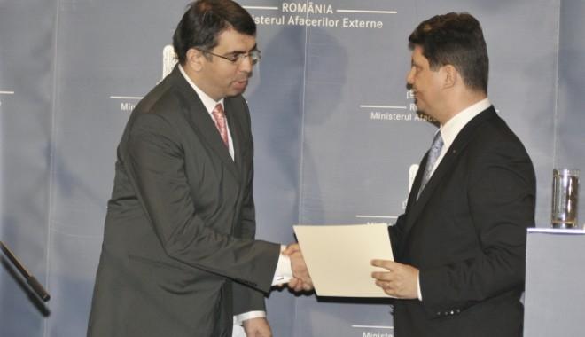 Foto: Ministrul Justiţiei ar putea fi numit în funcţie luni