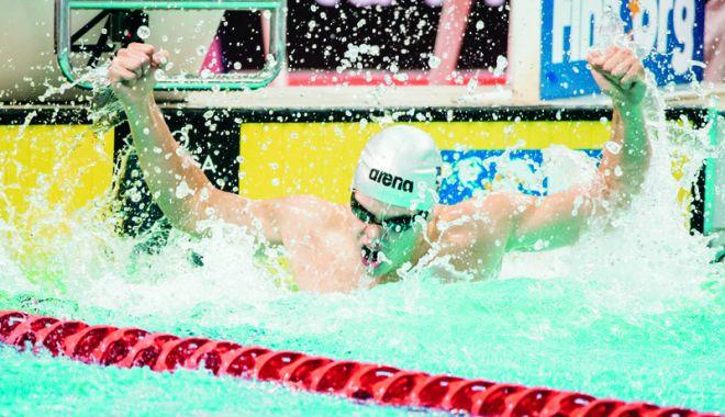 Foto: Robert Glinţă, mai bun pe zi ce trece! Argint la Campionatul European de la Glasgow