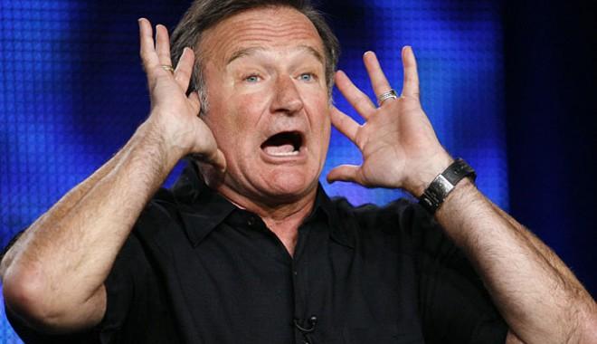 Foto: Lumea filmului, în şoc! A murit celebrul actor Robin Williams