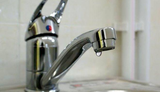 Foto: Constanţa, fără apă rece. Ce cartiere sunt afectate