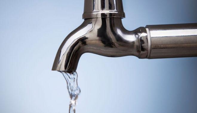 Foto: Atenție, se oprește apa în Constanța!