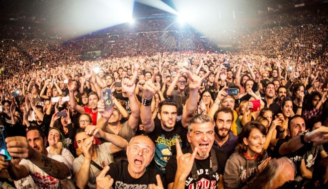 Foto: Rockeri din toată ţara, uniţi-vă! Festivalul Posada Rock 2018