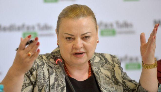 """Foto: Cine este Rodica Nassar, favorita pentru ministerul Sănătății """"Nici cu pistolul la tâmplă nu accept"""""""