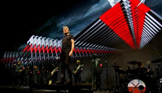 Foto: VIDEO / Roger Waters, SHOW de EXCEPŢIE la Bucureşti
