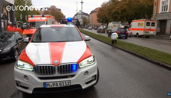Foto: VIDEO / Un roman se află printre victimele atacului de la Munchen