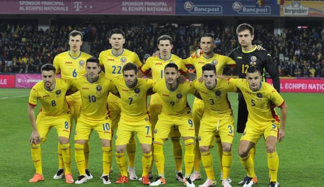 Foto: România a coborât două poziţii în clasamentul FIFA
