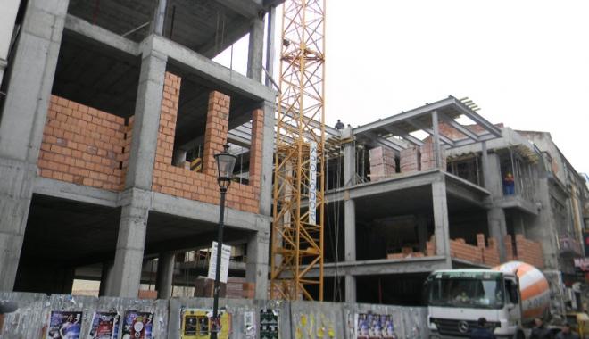 Foto: România, codaşă în domeniul construcţiilor