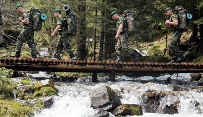Foto: România trimite peste  100 de militari la un exerciţiu multinaţional, în Germania