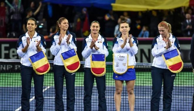 Foto: România, cap de serie în Grupa Mondială ll a Fed Cup