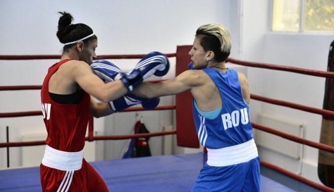Foto: România, fără podium la Mondialele de box feminin