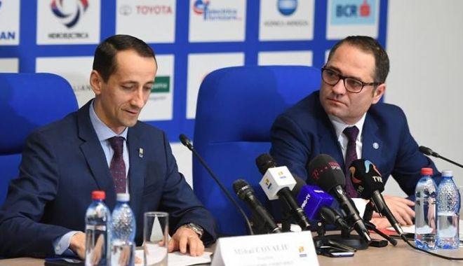 Foto: România şi-a depus candidatura pentru organizarea JO de tineret din 2024