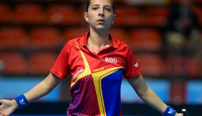 Tricolorele, eliminate în sferturi de la Cupa Mondială la tenis de masă - romania-1573249446.jpg