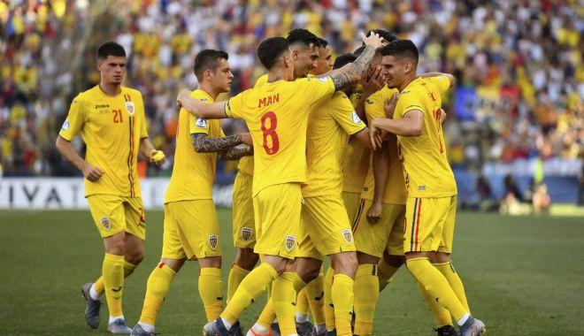 Să înceapă bătălia! Mai sunt câteva ore până la România-Suedia - romania-1573806251.jpg