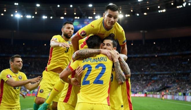 Foto: Naţionala de fotbal  a României,  în cădere liberă în topul FIFA
