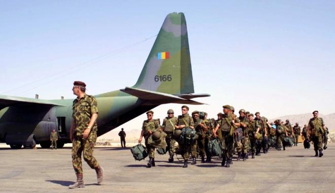 Foto: România, 13 ani în cea mai puternică alianţă militară din lume