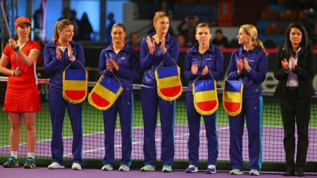 Foto: FED CUP, tragere la sorţi cu ghinion pentru România!