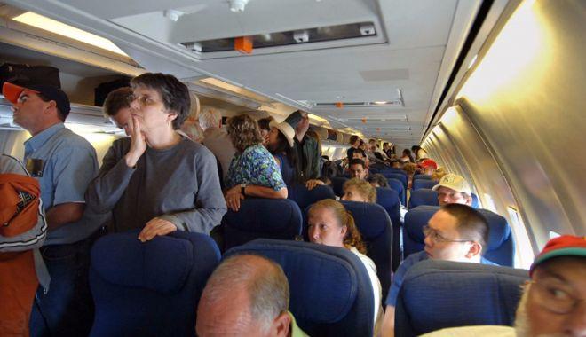 Foto: România, atenționată să aplice normele UE privind datele despre pasageri