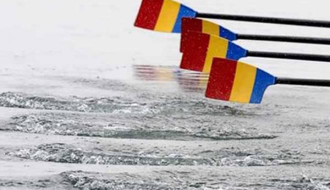 Foto: Canotaj / România, încă două medalii de aur la Mondialele Under-23 din Bulgaria