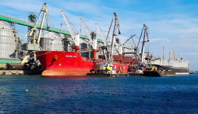 Foto: România - cel mai mare exportator de materii prime agricole din UE