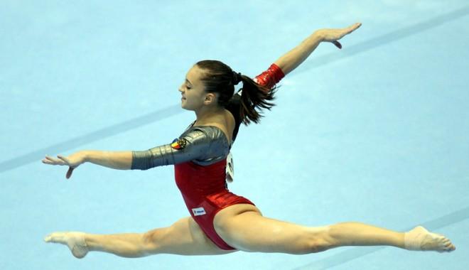 Foto: România îşi va depune candidatura la organizarea Europenelor de gimnastică din 2017