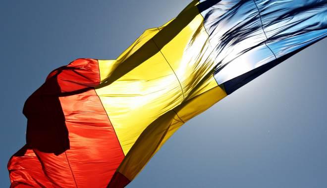 România a preluat președinția anuală a Comitetului de Securitate al OSCE - romanianflagbysummerwine6-1420627975.jpg