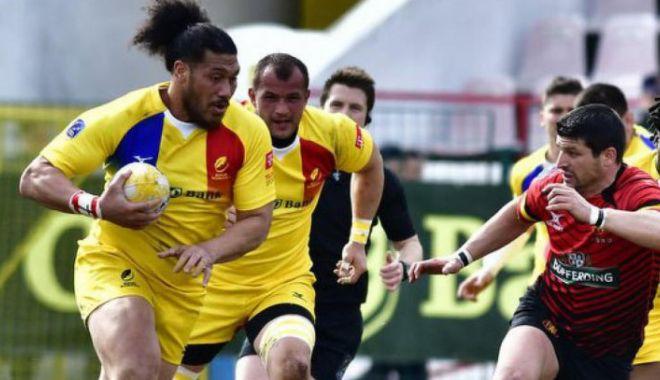 Foto: România riscă excluderea de la Cupa Mondială de rugby!