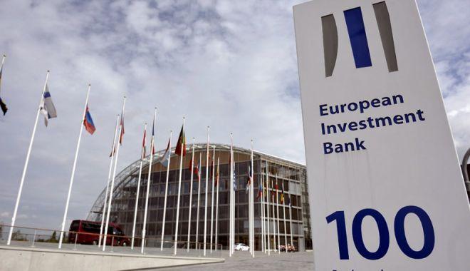Foto: România se bazează pe BEI pentru atragerea fondurilor europene