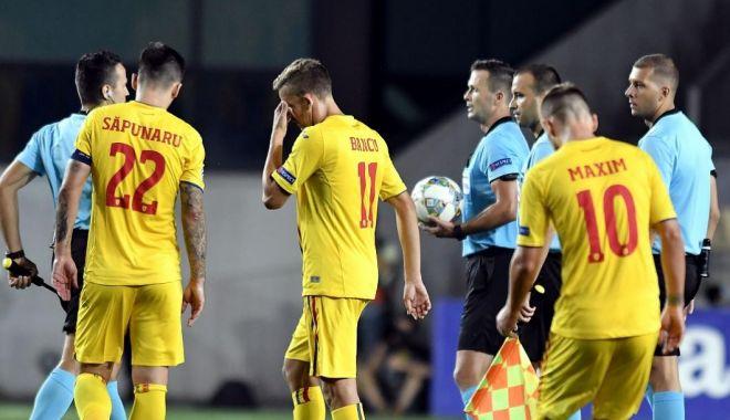 Foto: România-Serbia, 2-2 în etapa a doua a Ligii Naţiunilor