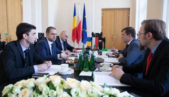 Foto: România și Polonia, parteneriat pentru realizarea unor rute turistice comune