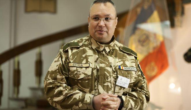 Ministrul Nicolae Ciucă a anunțat că România a început retragerea militarilor din Afganistan - romaniatrupe-1620046999.jpg