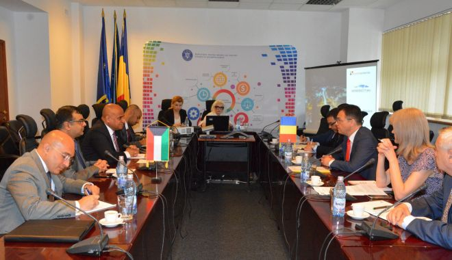 Foto: România vrea să atragă investitori din Kuwait