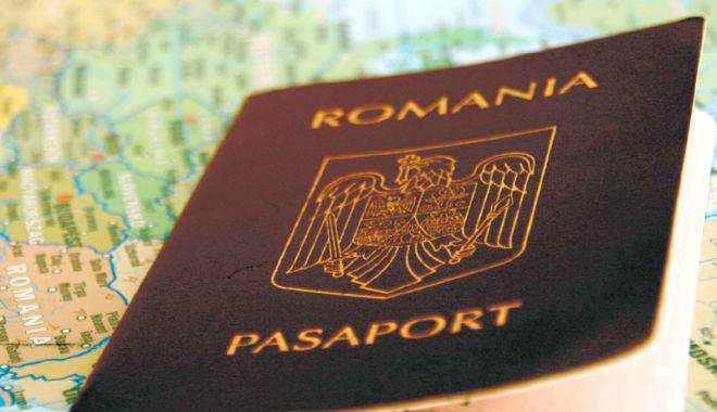 Foto: Românii, atenţionaţi prin SMS când urmează să le expire paşaportul