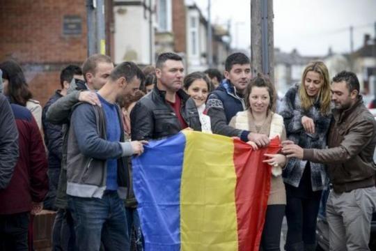 Foto: INFORMAŢIA ZILEI PENTRU ROMÂNII DIN MAREA BRITANIE. Ce se întâmplă cu ei după Brexit