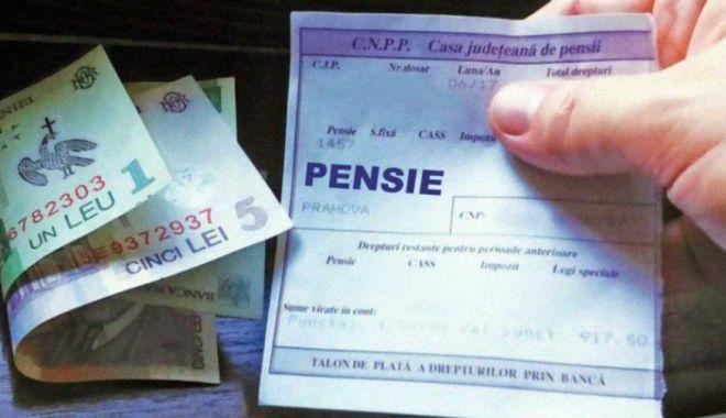 Foto: E oficial! Românii pot cumpăra vechime la pensie