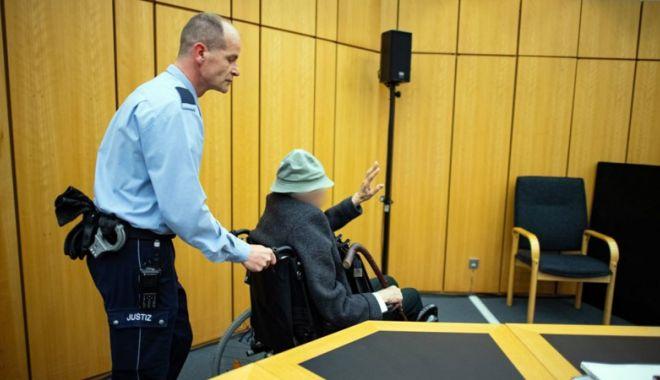 Foto: Român, fost gardian nazist, judecat  în Germania pentru moartea a sute de oameni