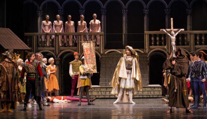 """Foto: """"Romeo şi Julieta"""" vă invită la balet"""