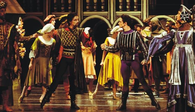 """Foto: Compania de Balet a Teatrului de Operă şi Balet """"Oleg Danovski"""",  turneu în Germania"""