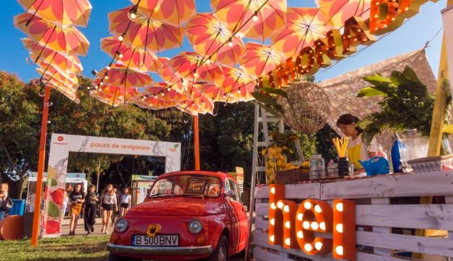 Foto: O nouă pauză de revigorare de la Rompetrol, în atmosferă  de carnaval