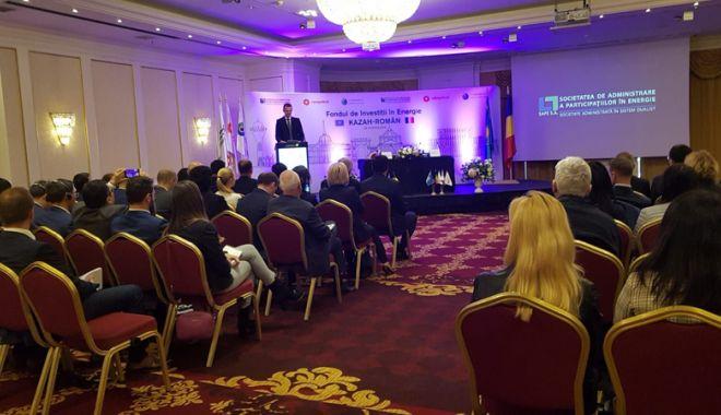 Foto: A fost înființat Fondul de Investiții  în Energie Kazah-Român