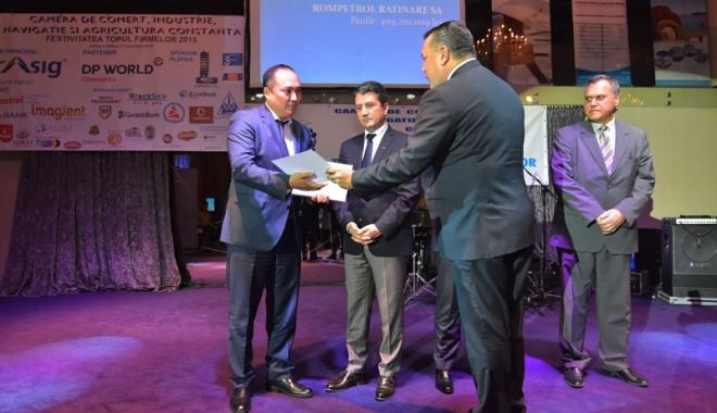 Foto: Rompetrol Rafinare, compania cu cel mai mare profit din judeţul Constanţa