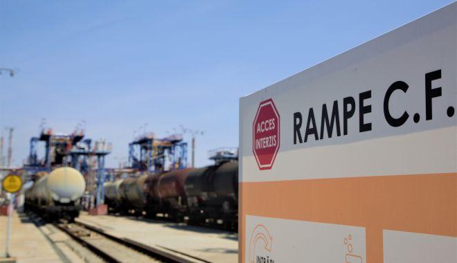 Foto: Soluții de ultimă generație pentru transporturile Rompetrol Rafinare