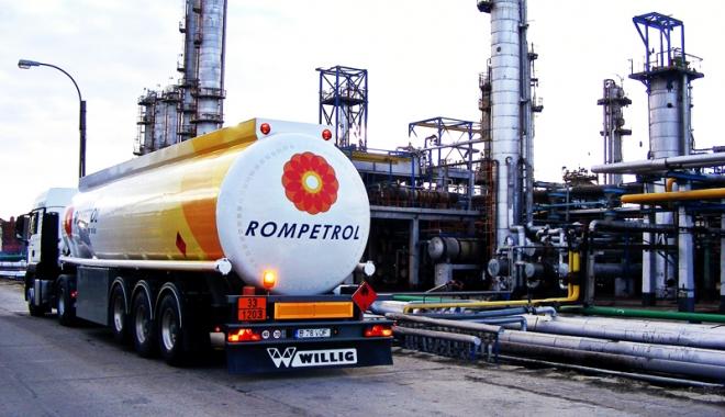 Foto: Rompetrol Rafinare şi-a triplat profitul în primele nouă luni ale anului