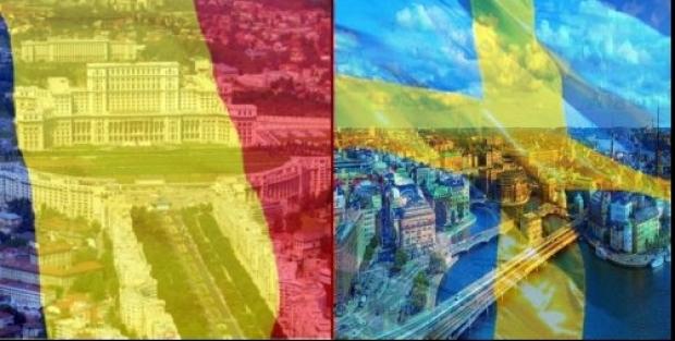 Foto: România a învins Suedia, după 35 de ani. A patra victorie a naţionalei, în mandatul lui Cosmin Contra