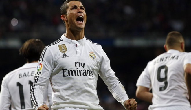 Foto: Fotbal / Real Madrid, lider în campionatul Spaniei