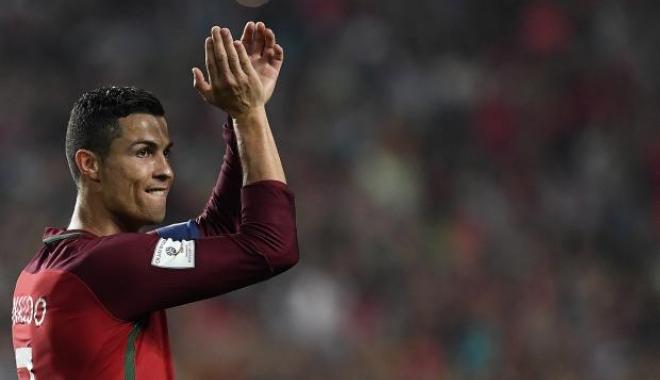 Foto: Fotbal / Franța și Portugalia s-au calificat la Cupa Mondială din 2018