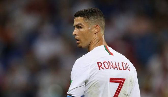Foto: Cristiano Ronaldo, condamnat la DOI ANI de închisoare şi amendat cu 19 MILIOANE DE EURO